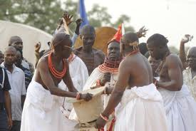 edo people dance