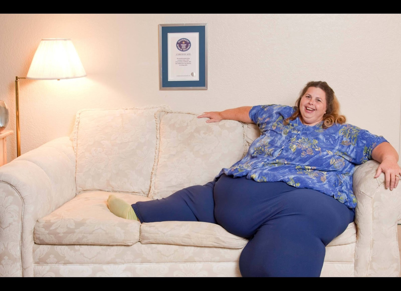 Самая жирная женщина 21 фотография