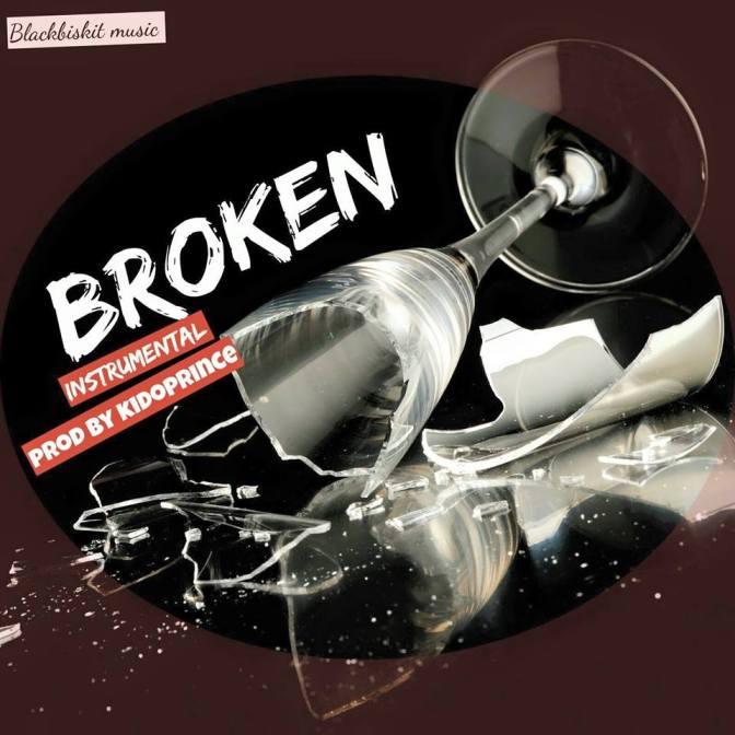 DOWNLOAD FREE BEAT: Broken Instrumental [Prod by Kidoprince]