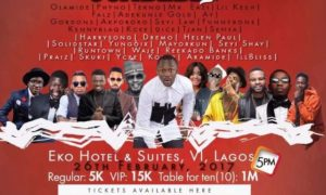 its The Chronicles of Ushbebe, Ya Dadi 7 As Olamide, Phyno, Helen Paul, Gordons and More set to Thrill Fans [details]