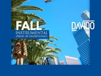 INSTRUMENTAL: Davido – Fall instrumental [Prod by Endeetones]