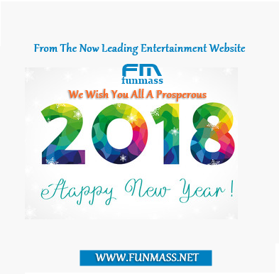 HAPPY NEW YEAR FROM FUNMASS