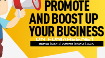 Promote your Business, Events, Company, Brands & Music Worldwide