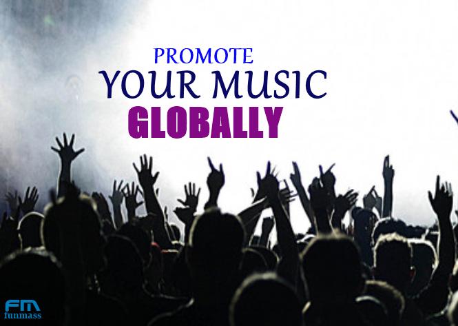 Get your song on a big Platform