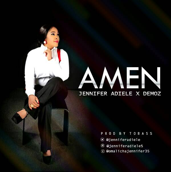 MUSIC: Jenifer Adiele – Amen | [@jenniferadiele5]