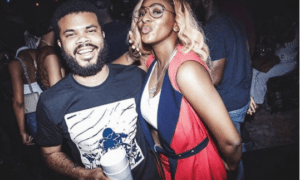 E-news: DJ Cuppy, Davido's Manager Are Rated Best Nigerian Celebrity Couple