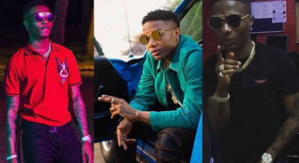 """E-news :I HAVE SEVERAL GIRLFRIENDS AND THEY ALL KNOW EACH OTHER, I CAN NEVER LOVE ONLY ONE WOMAN"""" – WIZKID REVEALS."""