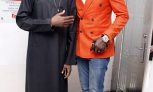 E-news: How 2baba & I Settle Our Fights – Sound Sultan