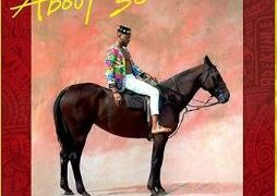 E-news: Adekunle Gold Announces Release Date Of 'About 30' Album || See Cover Art