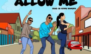 "MUSIC: Solidstar ft. Mr Real – ""Allow Me"""