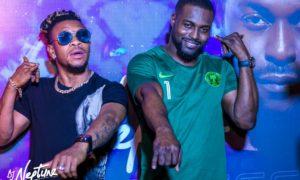 E-news: DJ Neptune Parties With Mr Real, DJ Jimmy Jatt, Kaffy, Broda Shaggi & More Stars At #GreatnessTheAlbum Unveiling
