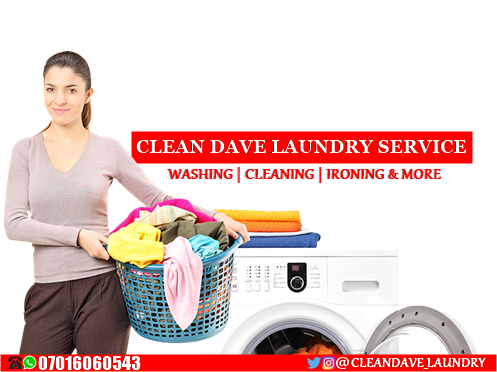 [ADVERTISEMENT] Want To Look Shining In A Clean Environment? Then Use Clean Dave Laundry Services [Checkout]