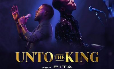 MUSIC: Frank Edwards ft. Pita – Unto The King