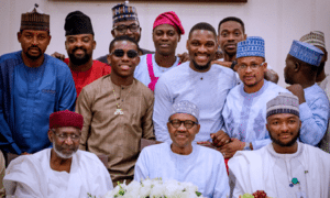 E-news: Reason Why Small Doctor, Sound Sultan & Tobi Bakre Where Accused For Taking N2Million 'Bribe' From President Buhari [Checkout]