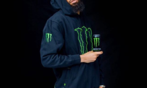 E-news: Phyno Signs Endorsement Deal With Popular Energy Drink Company