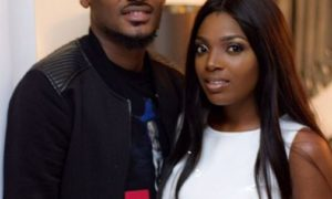 E-news: See What Happened Between 2Baba & His Wife