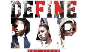 "VIDEO: VJ Adams ft. Ice Prince, Vector, Sound Sultan, Mz Kiss & M.I – ""Define Rap"""