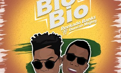 MUSIC: Reekado Banks ft. Duncan Mighty – Bio Bio