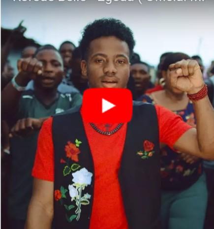 "VIDEO: Korede Bello – ""2geda"""