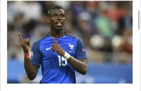 E-news: Watch Paul Pogba Celebrate World Cup Win With Skales Shaku Shaku Song