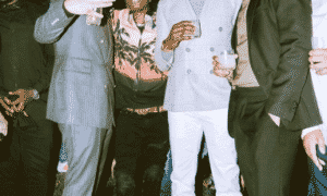 E-news: Wizkid & Drake Party Together @ Scorpion Album Listening [WATCH]