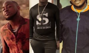 E-news: Video Of Duncan Mighty Bowing To Davido Goes Viral | Watch