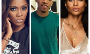 E-news: Ciara Finally Acknowledges Tiwa Savage For Inspiring Her New Song