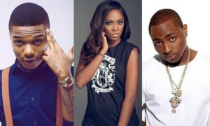 E-news: Feminist Fan Lambastes Tiwa Savage For Saying She Can't Earn As Much As Davido & Wizkid