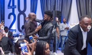 E-news: 2Baba, Rudeboy, Praiz Join Other Celebrities to Celebrate Basketmouth's Career And Birthday