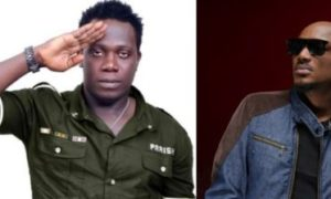 E-news: Duncan Mighty Bows To Nigerian Music Icon, 2baba | Watch
