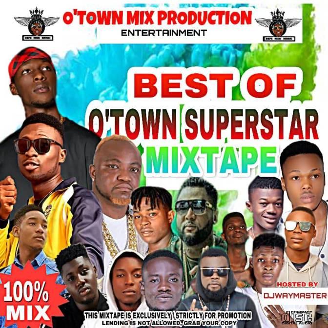 MIXTAPE: DJ WayMaster – Best of otown superstar mixtape