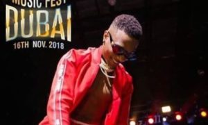 """E-news: """"Wizkid"""" Promises 5 Fans A Special Weekend With Him In Dubai This Novemeber"""