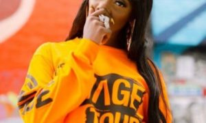 E-news: Tiwa Savage Admits Her Consent On Freak Me & Wants A Remix With Ciara